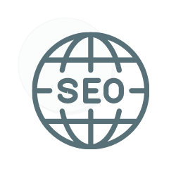 SEO Midtjyske Marketing ikon